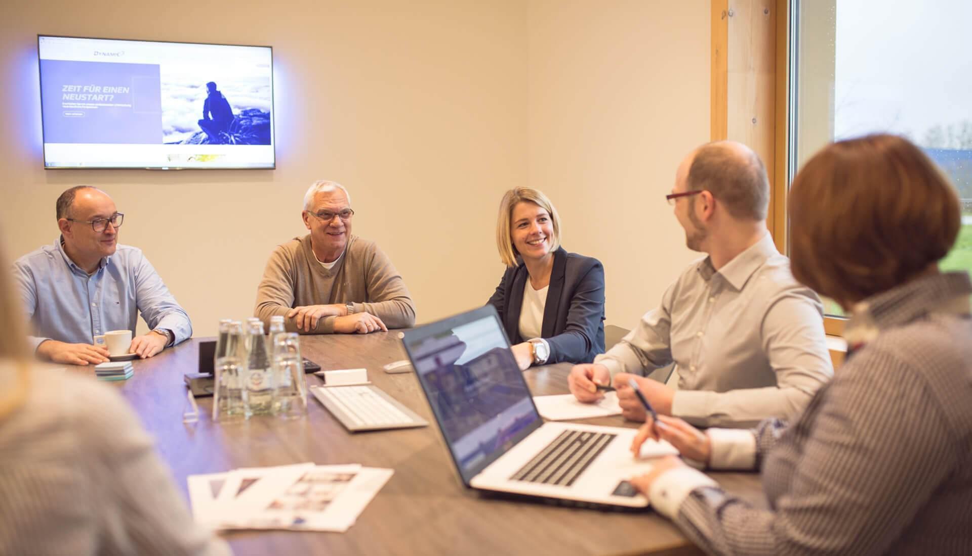 reintjes digital Agentur Meeting