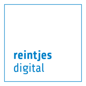 Logo reintjes digital transparent