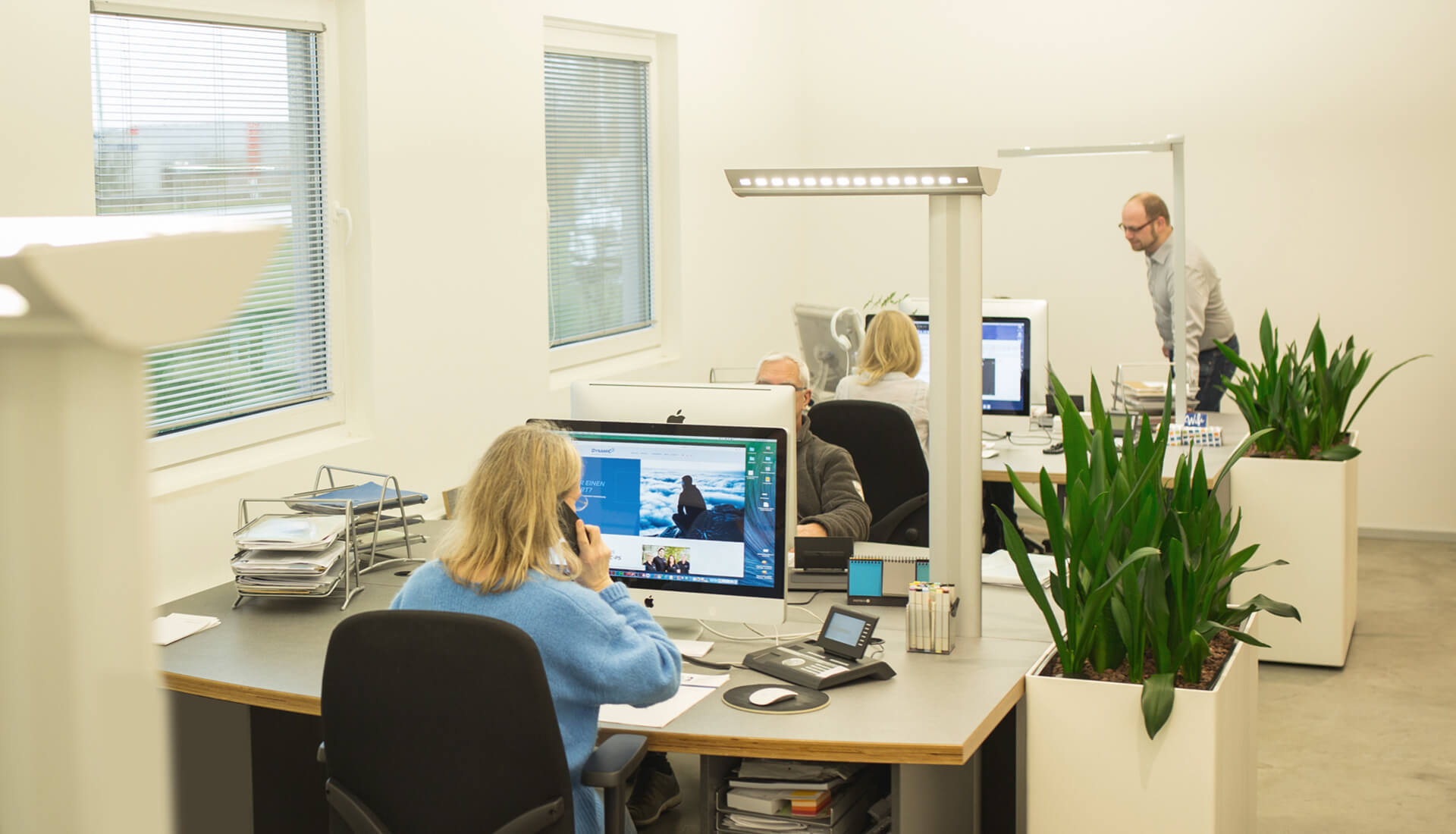 reintjes digital Agentur Arbeitsplätze
