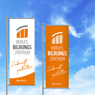 Berufsbildungszentrum Kreis Kleve - Branding, Logo- und Corporate Design